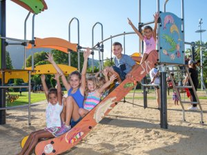 Shang Street playground QLD