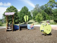Granny Smith playground equipment