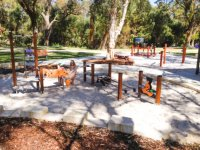 Mawson Park Playground Equipment