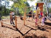 Rotary Playground, Roseville
