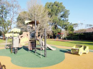 Warrimoo Playground NSW