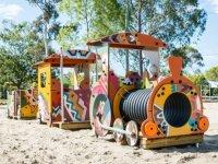 Pittsworth playground equipment