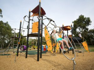 SIR WILLIAM ANGLISS PLAYGROUND EQUIPMENT
