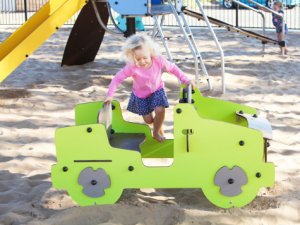 Dampier Town Centre Playground WA